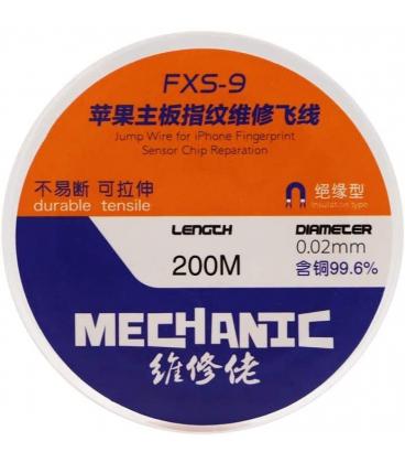 سیم جامپر لاکی مکانیک MECHANIC FXS-9